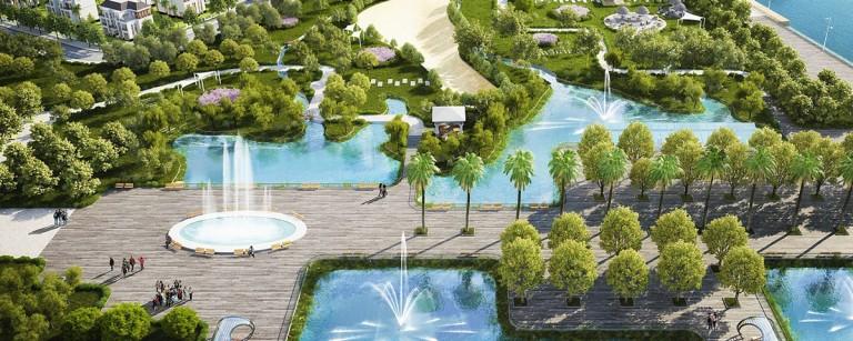 Tiện ích Sun Group Sầm Sơn mang đậm không gian xanh