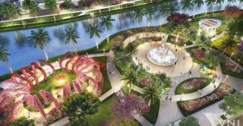 quảng trường Vinhomes Star City Thanh Hóa