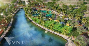 Hồ sinh thái Vinhomes Star City Thanh Hóa