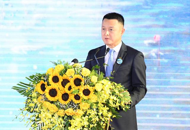 Ông Đặng Minh Trường, Chủ tịch HĐQT Tập đoàn Sun Group, thông tin về dự án.