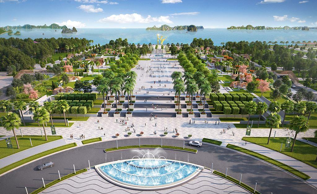 Quảng trường biển - Sungroup Sầm Sơn Thanh Hóa