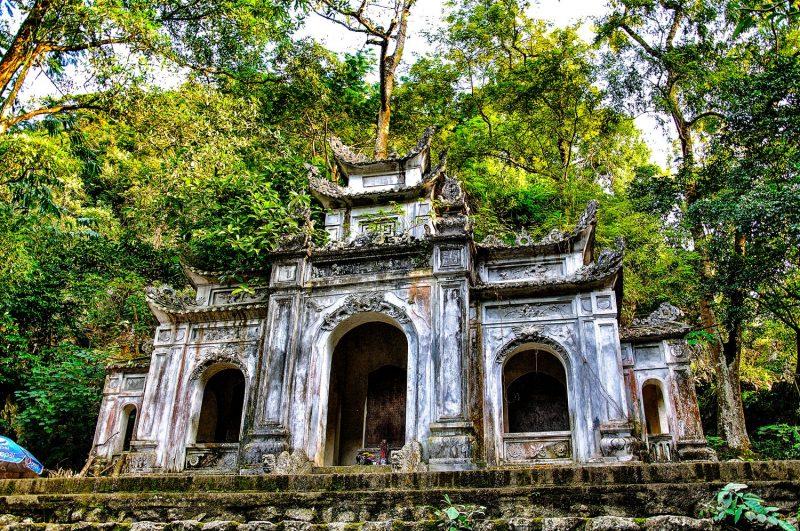 Đền Cô Tiên tại TP Sầm Sơn
