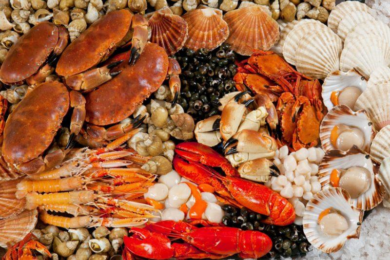 Đến Sầm Sơn hãy đừng quên thưởng thức hải sản nhé!