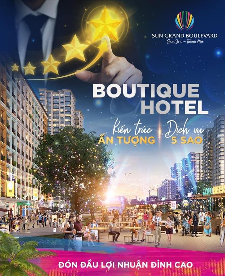 Đây sẽ là tâm điểm nghỉ dưỡng, vui chơi giải trí và trải nghiệm đỉnh cao của du khách.