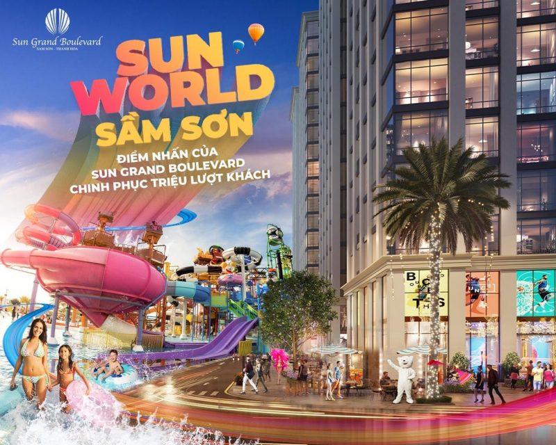 Sun Grand Boulevard là khu đô thị quy hoạch bài bản bậc nhất Miền Bắc