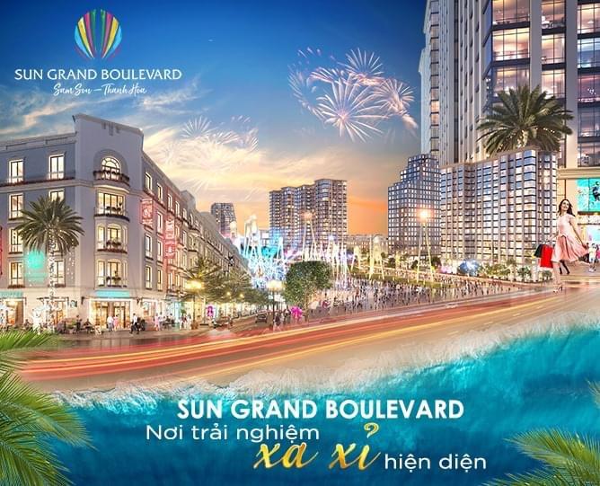 Sun Group sẽ biến Sầm Sơn trở thành điểm đến du lịch đẳng cấp Quốc Tế