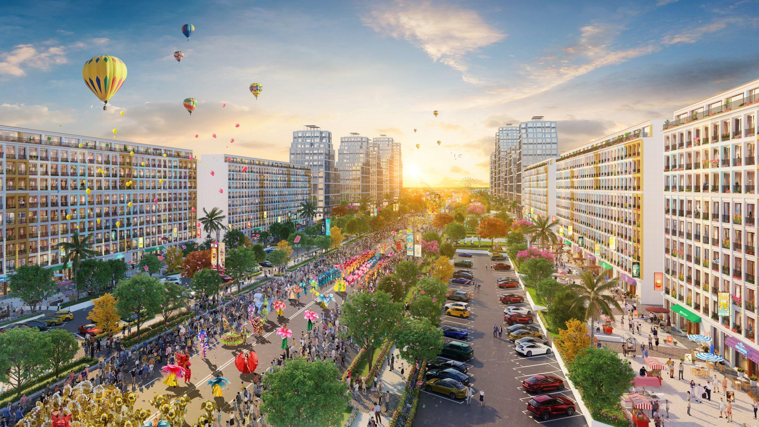 Sun Group Thanh Hóa đại lộ
