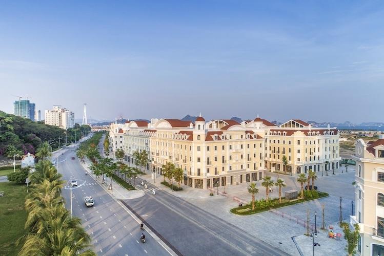 Sun Plaza Grand World đáp ứng các tiêu chí khắt khe về vị trí, kiến trúc và tiềm năng kinh doanh.