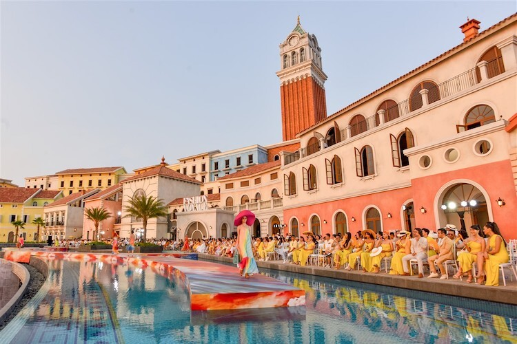 """Sun Premier Village Primavera chinh phục Ban tổ chức APPA 2021 khi khi tái hiện một """"Amalfi cổ trấn"""" đẹp mê hoặc ở Nam Phú Quốc."""