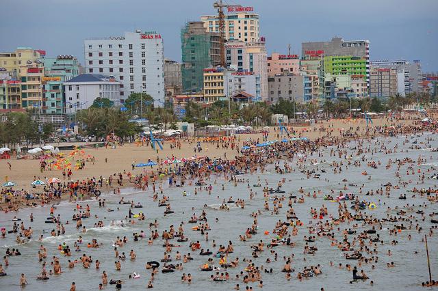Các hình thức lưu trú mới như boutique hotel sẽ thu hút dòng khách đổ về Sầm Sơn.