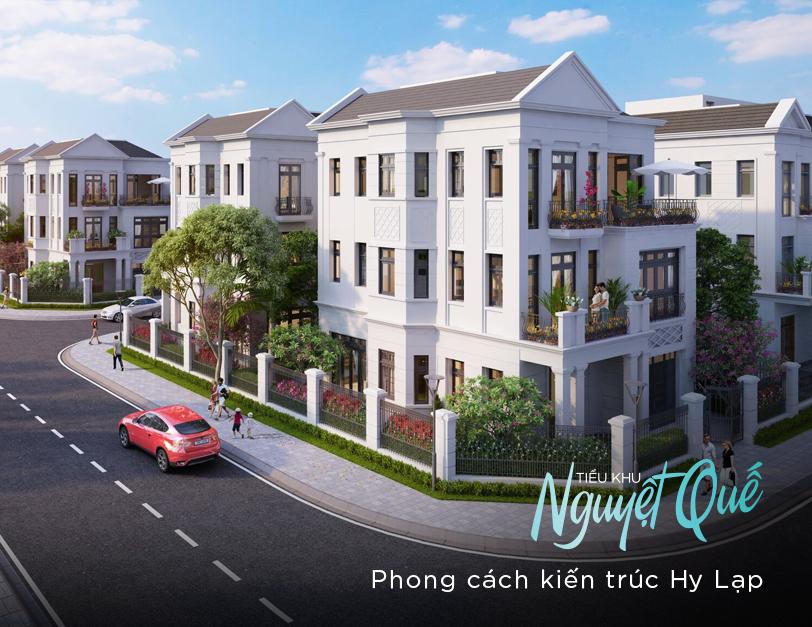 Phân khu nguyệt quế dự án Vinhomes Thanh Hóa