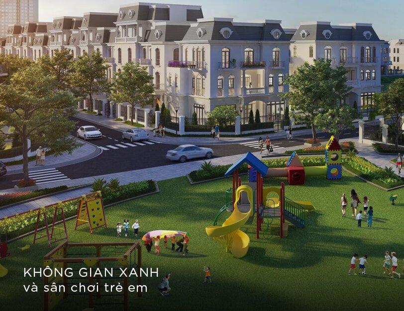 Tiện ích vinhomes star city thanh hóa: sân chơi trẻ em