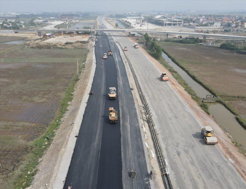 Cao tốc Ninh Bình - Thanh Hóa được đầu tư hơn 12.000 tỷ sẽ khớp nối với tuyến cao tốc Cầu Giẽ - Ninh Bình